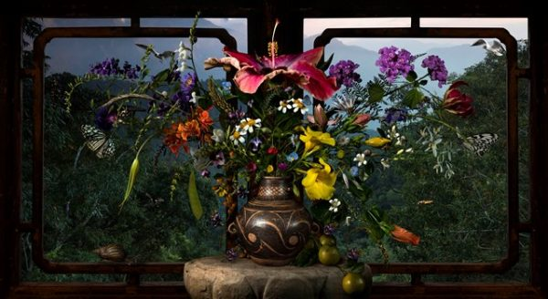 Bas Meeuws bloemstillevens FLOWER PIECES Lannoo fleur creatief magazine fleurbookshop.com