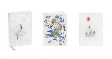 Kerst cadeau Fleur d'Iris illustratrice designer prints kaarten bullet journals Goodwill dieren Fleur Magazine Emma Shipley grafisch artieste