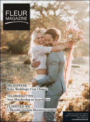 seppe de bie fleur magazine vakblad voor de florist bruiswerk boho weddings veldboeketten floristen wk