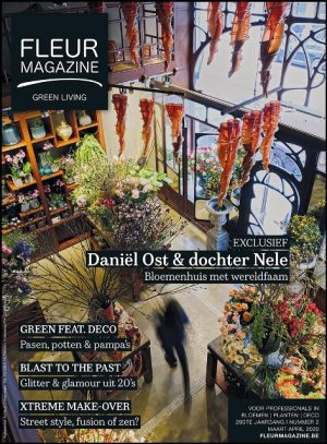 fleur magazine vakmagazine bloemen planten deco bloembinden daniel ost nele ost