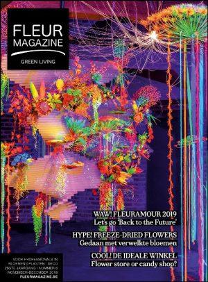 Fleur Magazine floristen bloemendesigners professionals in bloemen planten en deco fleurmagazine.be