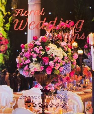 Floral Wedding Designs 2018_libanese designers_bruidswerk_fleurcreatief.com