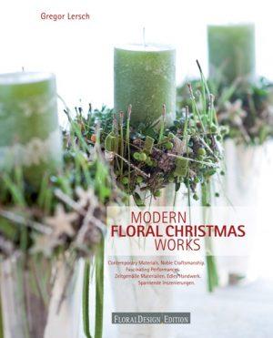 bloemschikboek vakboek modern floral christmas works kerstdecoratie kerst gregor lersch fleur creatief fleur magazine fleur bookshop