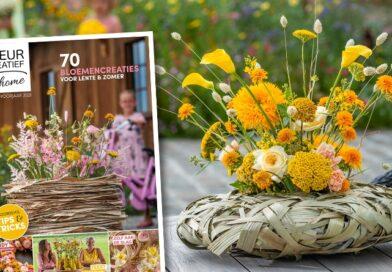 De nieuwe Fleur Creatief@Home is er! In deze voorjaarsspecial geven onze Fleur@Home floristen je talrijke creatieve bloemenideeën voor de lente en de zomer.