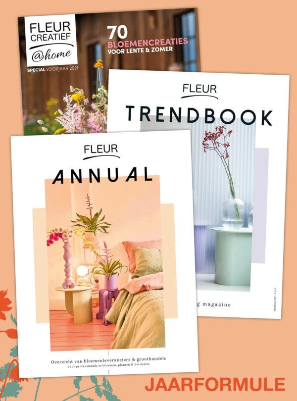 fleur magazine fleur pro vakmagazine voor de florist fleur trendbook fleur designbook fleur annual