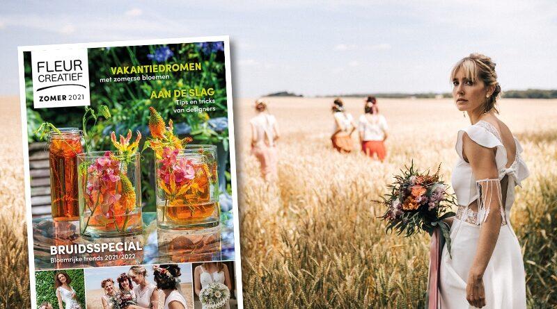 De nieuwe Fleur Creatief zomer 2021 is er! Ontdek hier wat deze editie voor jou in petto heeft.