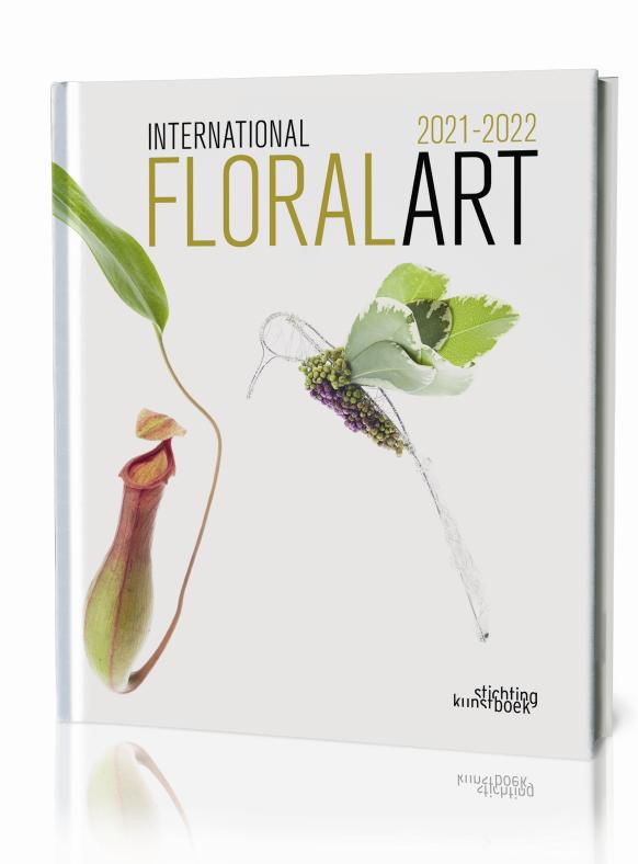 Nieuw in de Fleurshop: International Floral Art 2021-2022. Pre-order nu en geniet van de lezersactie: bestel je voor 15 juni 2021, dan krijg je het boek gratis bij je thuis geleverd. Ontdek snel meer!